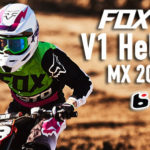 Fox Racing V1 Helmet | MX20 Spotlight