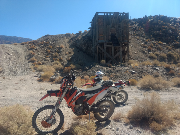 MINE EQUIPMENT SIERRAS