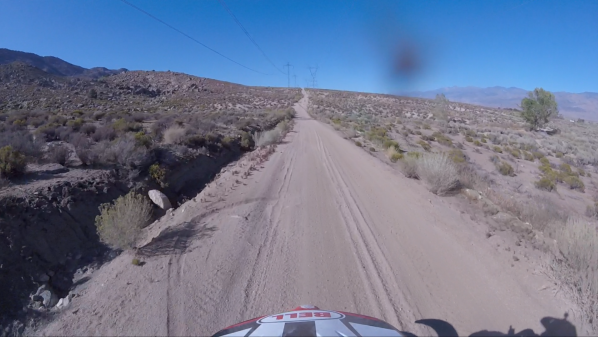 BISHOP POWERLINE ROAD