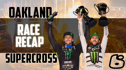 Ferrandis and Tomac Take First Place