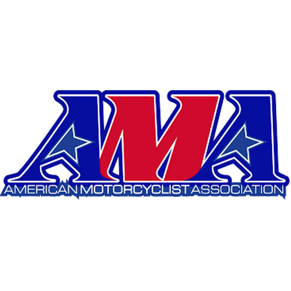 The logo of the AMA. Credit: amasupercross.com